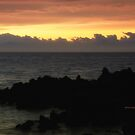 Waikoloa Sunset III by PJS15204