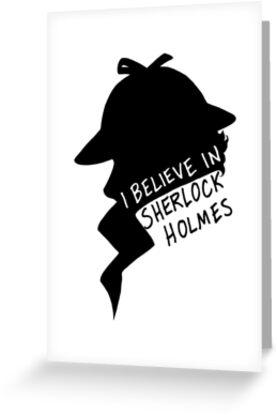 Believe in Sherlock Profile by maskedfangirl