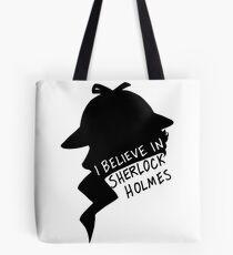 Bolsa de tela Cree en el perfil de Sherlock