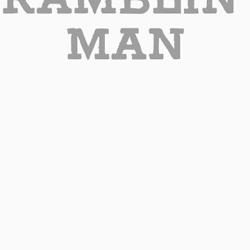 Ramblin' Man by thespookyfog