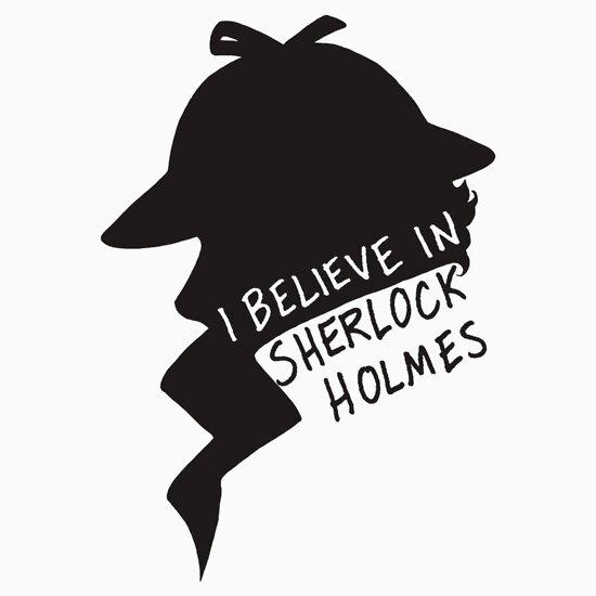 TShirtGifter presents: Believe in Sherlock Profile