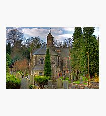 Parish Kirk of Mid-Calder Photographic Print
