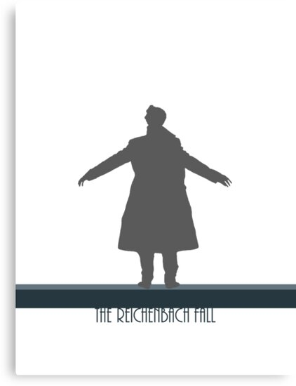 The Reichenbach Fall by CMDebauchery