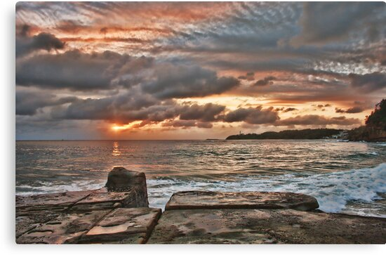 Jenny Dixon - Sunrise by Tam  Locke