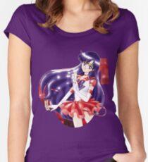 Eternal Sailor Mars Women's Fitted Scoop T-Shirt