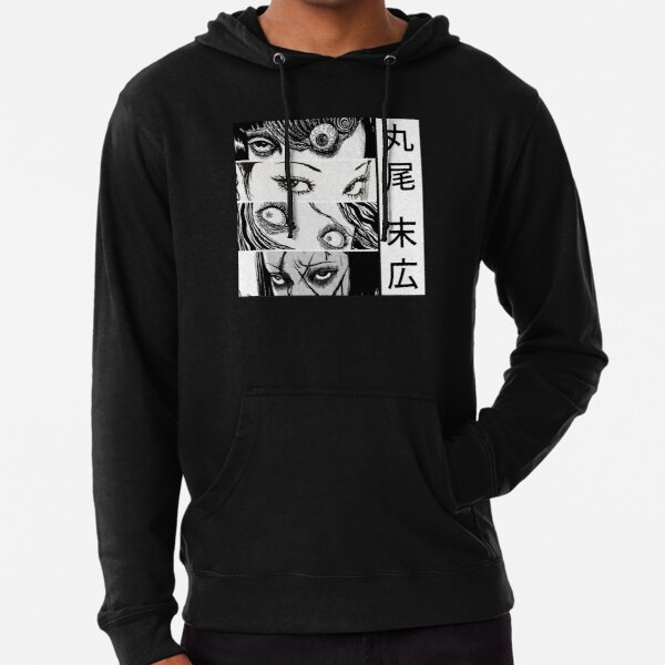 Junji Ito collection Uzumaki Lightweight Hoodie