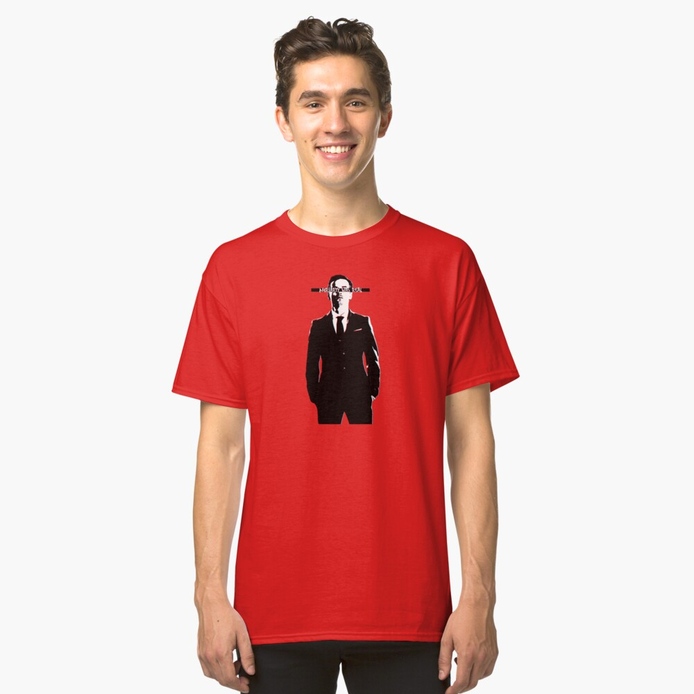 MORIARTY LIVES Classic T-Shirt Front
