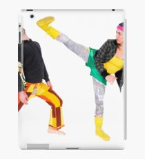 humorous Street fighting iPad Case/Skin