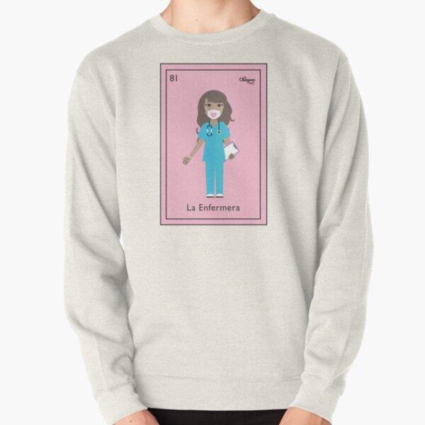 La Enfermera 2020 Pullover Sweatshirt