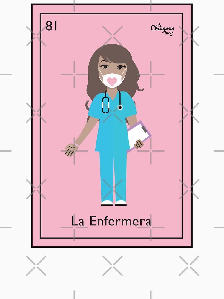 La Enfermera 2020 by vosio