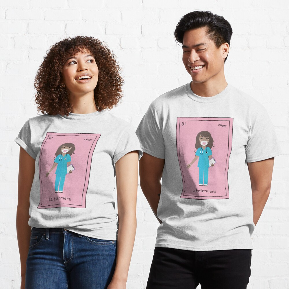 La Enfermera 2020 Classic T-Shirt