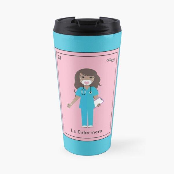 La Enfermera 2020 Taza de viaje
