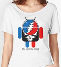The Grateful Droid Women's Relaxed Fit T-Shirt