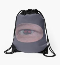 Chinese Character for Discovery Faxian Drawstring Bag
