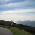 A View of Scotland and the Sea - for Mike Oxley by Ray Vaughan