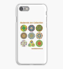 Modernist Art Collection iPhone Case/Skin