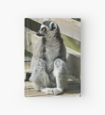 The lonely lima Hardcover Journal