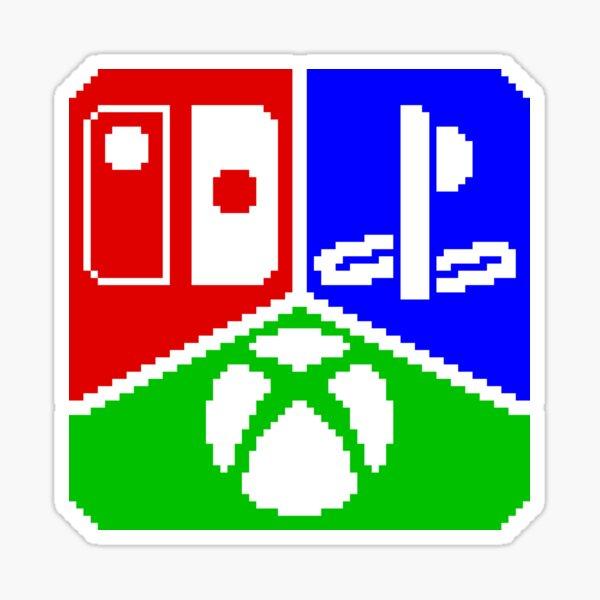Guerres de console Sticker