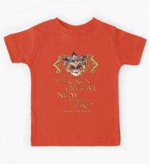 Shakespeare All's Well That Ends Well Quote Kids Tee