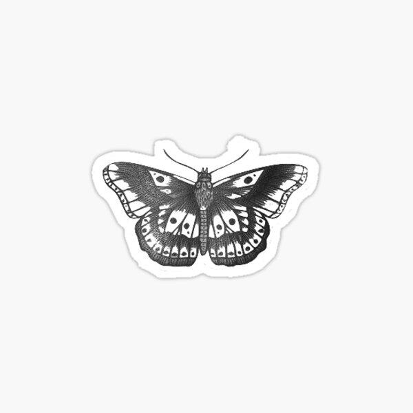 HARRY STYLES TATTOO Sticker