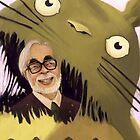 Mr.Miyazaki by MrLone