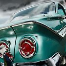 Classic Car 224 by Joanne Mariol
