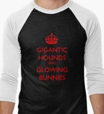 Hound of the Baskervilles Men's Baseball ¾ T-Shirt