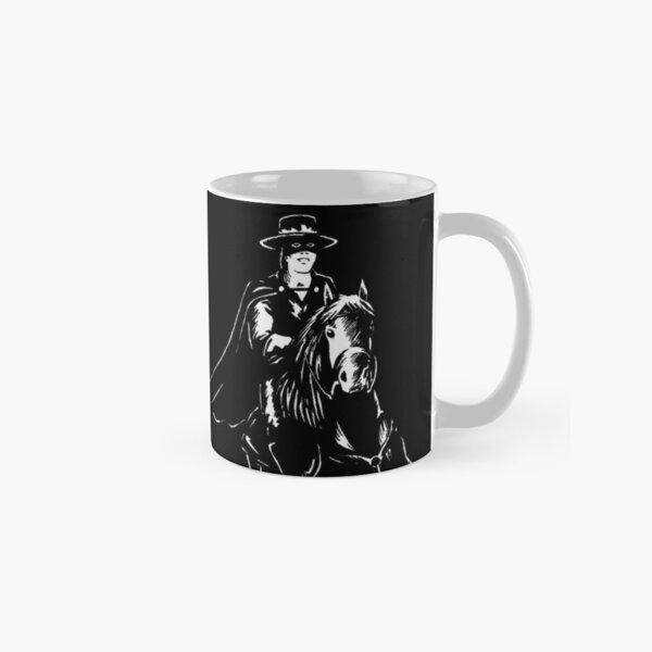 Zorro Arrives Classic Mug