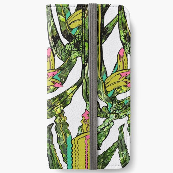 Tropical Bop iPhone Wallet