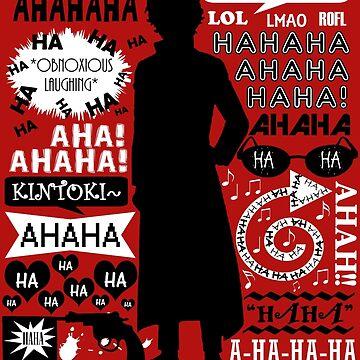 """Gintama - Sakamoto Tatsuma """"Quotes"""" by Fantality"""