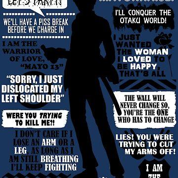 Gintama - Hijikata Toshiro Quotes by Fantality