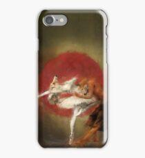 fox ballet iPhone Case/Skin