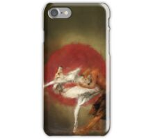 fox ballet iPhone Case/Skin