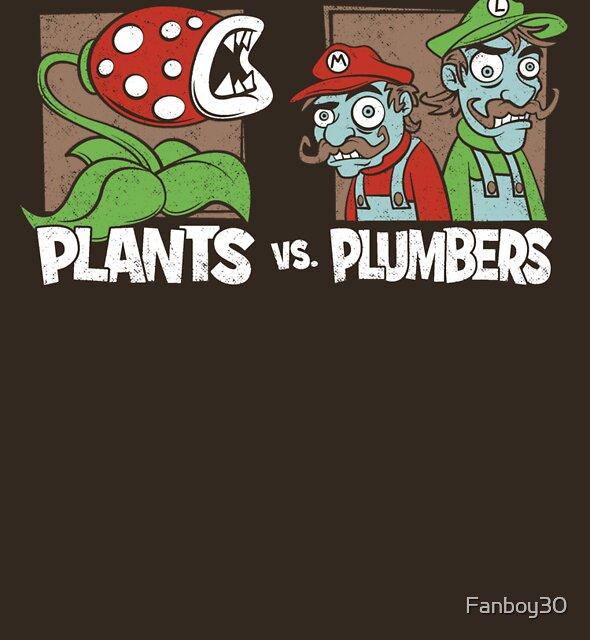 Plants Vs Plumbers by Fanboy30