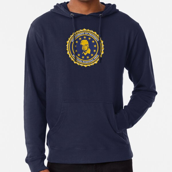 Physical Removal Unit Lightweight Hoodie