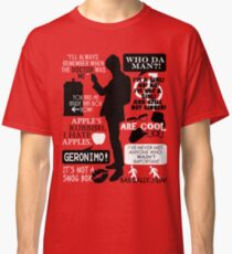 Doctor Who - 11th Doctor Quotes Classic T-Shirt