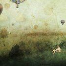 silentscape III (longing) by doubleblind
