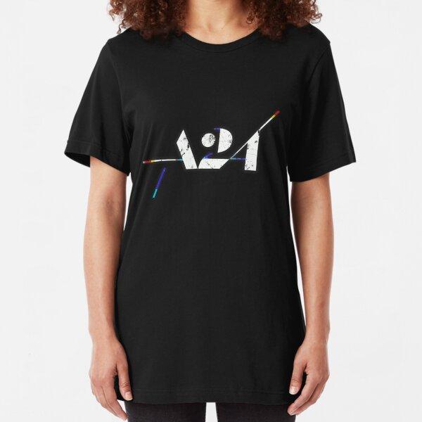 A24 Logo Slim Fit T-Shirt