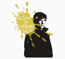 I Believe in Sherlock Holmes - Sherlock BBC