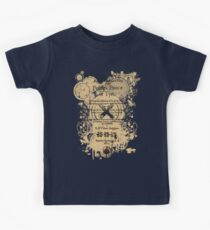 Shakespeare Pericles Quarto Front Piece Kids Tee
