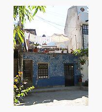 House at the River Cuale - Casa cerca del Rio Cuale Photographic Print