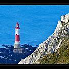 Beachy Head Lighthouse by Ben  Warren