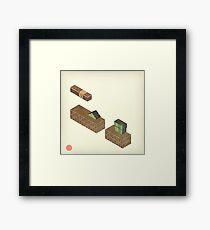 Nintendo #3 Framed Print