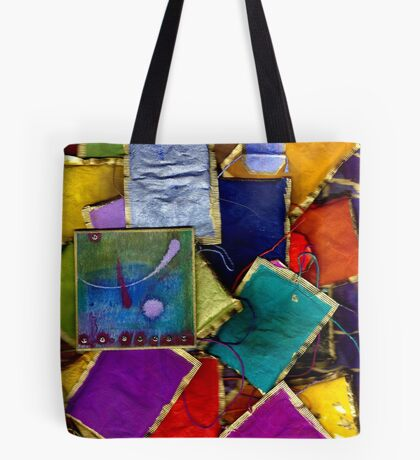 Flavored Teas Tote Bag