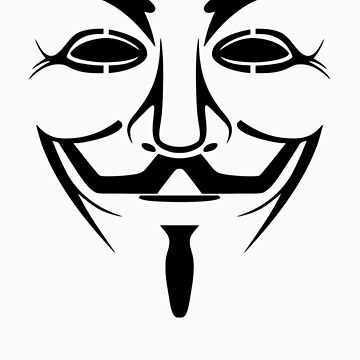 Guy Fawkes by halo13del