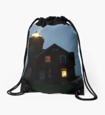 Lighthouse  Drawstring Bag