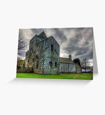 Torphichen Parish Kirk Greeting Card