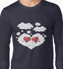DREAMY HEARTS Long Sleeve T-Shirt