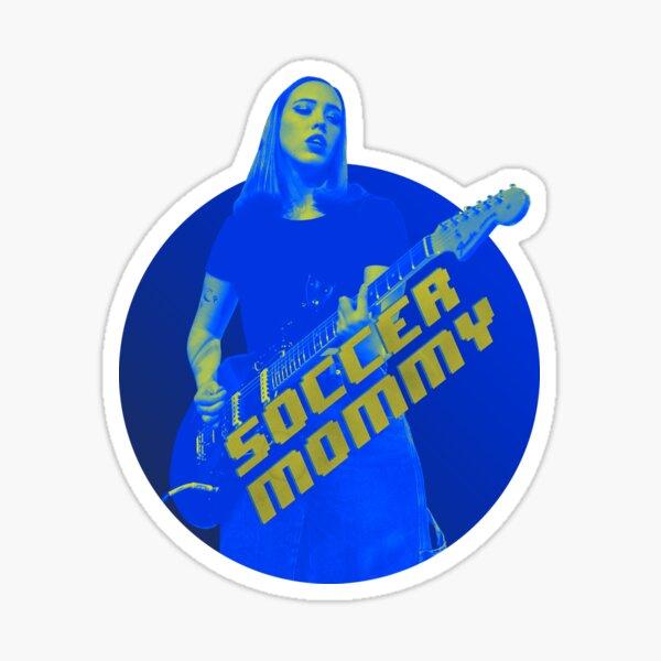 Soccer Mommy Sticker