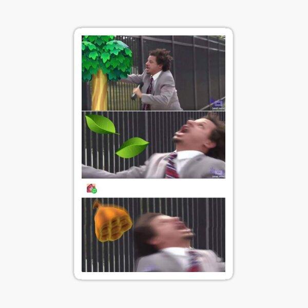 Animal Crossing New Horizon MEME Sticker